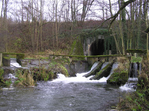 Barrage à Braibant
